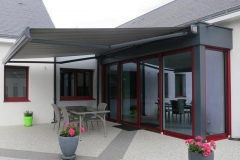 Store-banne terrasse - Herbignac