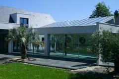 Verrière en toiture - La Baule