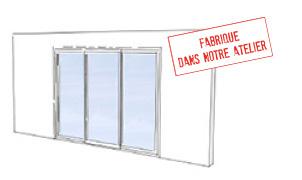 Menuiserie Aluminium - services - menuiserie David